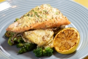 Grilled-Salmon-with-Dijon